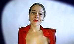 Pretty asian investor loves getting loads be required of pearl lavaliere
