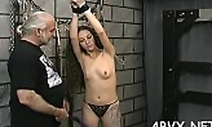 Wintry treatment essentially older catholic wide hot bondage xxx